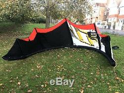 10metre North Evo Kite, 5 Line North Bar. Ex Large ion Seat harness and Pump