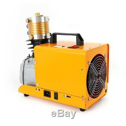 1800W Hochdruckluftpumpe Elektrische Luftpump PCP Luftkompressor 30Mpa 300BAR