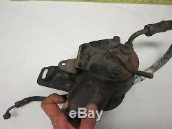 1967 1968 Mopar 273 318 340 Power Steering Pump With Bracket And Pulley Dart Bar