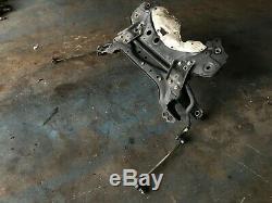 2007 toyota ESTIMA 2.4 PETROL HYBRID FRONT ENGINE SUBFRAME ANTI ROLL BAR ETC