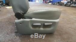 2012 Ford Transit 2.2 Cdti 100 T260 Front Driver & Twin Passenger Seats+ 1x Belt