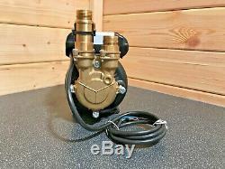 2015 Stuart Turner Monsoon 3.0 Bar Twin Standard Shower Pump Positive 46416 3