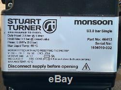 2016 Stuart Turner Monsoon 3 Bar Single Universal Shower Pump Negative 46413