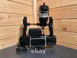 2018 Stuart Turner Showermate 1.8 Bar Twin Universal Shower Pump 46532