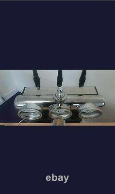 3 Line Home Bar Pub Set Up Beer Cooler Pump Taps Erc