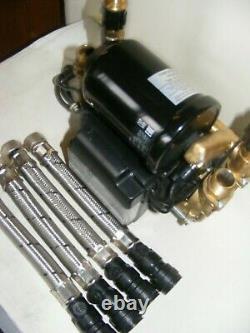 A Stuart Turner 3.0 Bar Twin Negative Pump