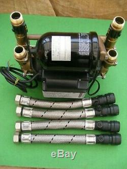 A Stuart Turner 3.0 Bar Twin Negitive Pump