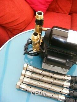 A Stuart Turner 3.0 Bar Twin Negitive Pump. (one year old)