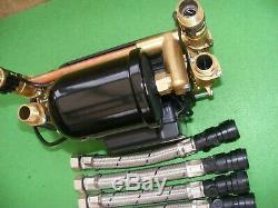 A Stuart Turner 4.0 Bar Twin Negitive Pump. (very good condition)