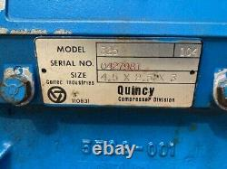 Air Compressor high pressure 35bar 10hp Quincy 325