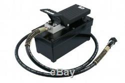Air Operated Hydraulic Hand Pump 700 bar 10,000PSI use to press bush tools