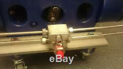 Aminco superpressure diaphragm compressor, 700bar, for supercritical extraction