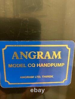 Angram Beer Engine Hand Pull Pump Home Bar Doombar