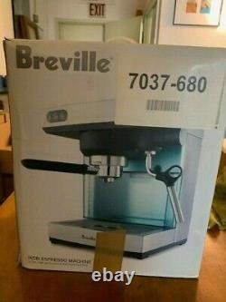 Awesome! Breville iKon Espresso Machine BES400XL 15 Bar Pump 1200w+20oz Pitcher