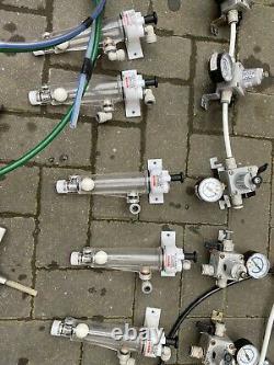 Bar Beer Pumps Set Up Garden Bar