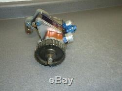 Barnes 3-Stage Dry Sump Oil Pump with Pulley & Bracket Racing Late Model Race Car