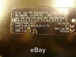 Becker DT 4.25 K / 0-06 Drehschieber Vakuumpumpe 25/30m³/h Vacuum pump 1200 bar