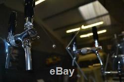 Beer Wall / Pumps With Blast Chiller Bar Setup! Outside Bar