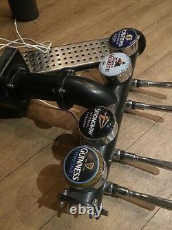 Beer tap bar font
