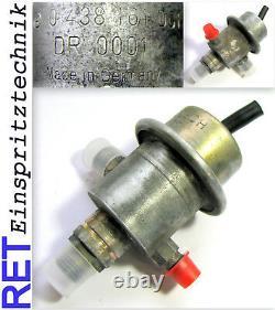 Benzindruckregler 0438161001 Mercedes Benz 230 E W 124 W 201 original