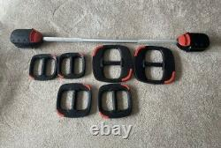 Body Pump Les Mills Smart Bar and Weights Barbell 20kg Set (Genuine)