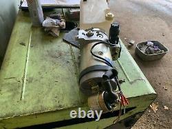 Bosch 0542 015 187 electro hydraulic pump / BAR tail lift pump 24 volt. £120+VAT