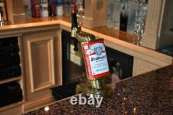 Budweiser vintage beer tap / pump / font bar mancave