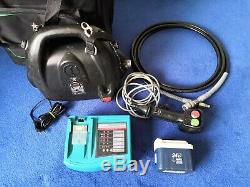 CEMBRE B 85M-P24 Portable Battery Operated Hydraulic Pump 12150PSI 850BAR