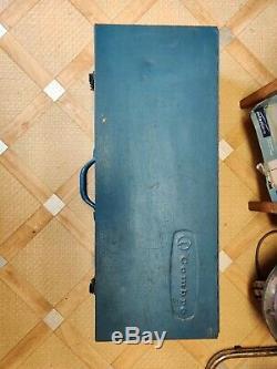 CEMBRE PO 7000 High Pressure Hydraulic Foot Pump porta Pak 700 bar 10,000 psi