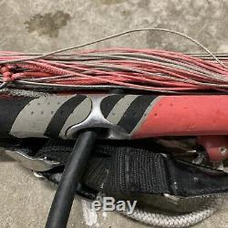 Cabrinha Switchblade 14m Including Bar, Lines And Pump, ION Bag