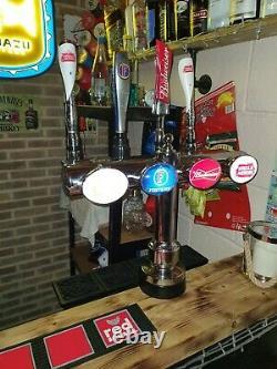 Chrome Beer Pump T-Bar