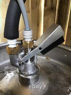Coors Light Beer Pump Full Set Up Outside Bar Mobile Bar Man Cave
