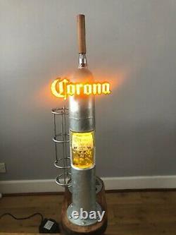 Corona Beer Font Signiture, Man cave, Bar