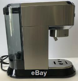 Delonghi EC680 Dedica 15 Bar Pump Espresso Latte Cappuccino Maker Stainless