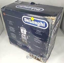 Delonghi EC680M Dedica 15-Bar Pump Espresso Machine Stainless Steel
