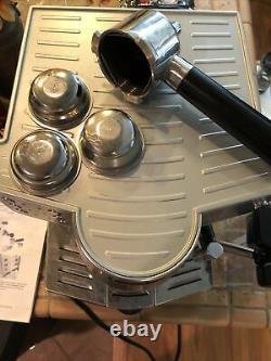 Delonghi EC860 15 Bar Pump Espresso Latte Cappuccino Machine