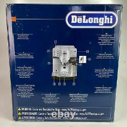 Delonghi EC860 15 Bar Pump Espresso Machine Latte One Touch Cappuccino EUC