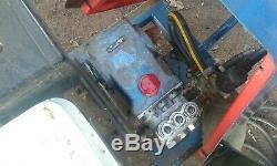 Diplomat 200 Bar / 3000 Psi Pressure Washer 11HP Honda Engine Brendon Cat Pump