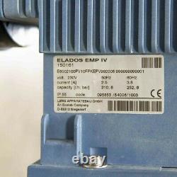 ECOLAB ELADOS EMP IV Dosierpumpe 210l/h 8Bar Membranpumpe DS 210l PV/FP Säure DT
