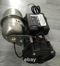 ESP80CPV Salamander 2.4 Bar Positive or Negative Head Single CPV Pump
