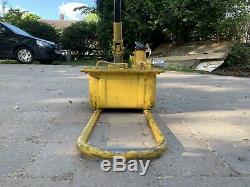 Enerpac P462 Hydraulic Hand Pump 700 Bar/ 10,000 Psi