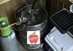 Estrella Beer Pump Full Set Up Outside Bar Man Cave Mobile Bar Garden Shed