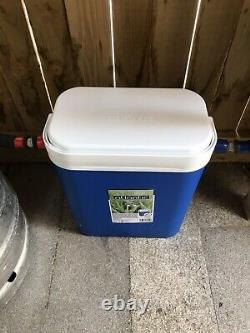 Fosters Pump Full Set Up Mobile Bar Man Cave Outside Bar
