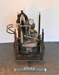 Frieseke & Höpfer Hydraulikaggregat Hydraulikpumpe 450bar 2,2kw