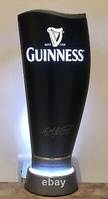 GUINNESS SURGER, BEER PUMP (Home Bar, Kegerator, Man Cave) Guinness
