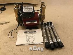 Grundfos BP100D 3 Bar Twin Shower Pump Watermill Lightly Used