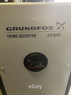 Grundfos Home Booster Pump PM2 4.5Bar 240v MD450200