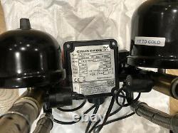 Grundfos STR2-2.0 CN 2.0 Bar Negative Head Twin Impeller Shower Pump 98950220