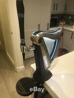 Guinness Extra Cold Harp Bar Font / Beer Pump