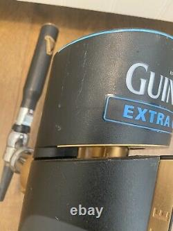 Guinness Extra Cold St James Gate Light Up Bar Top Pump/tap Pub Hotel Man Cave